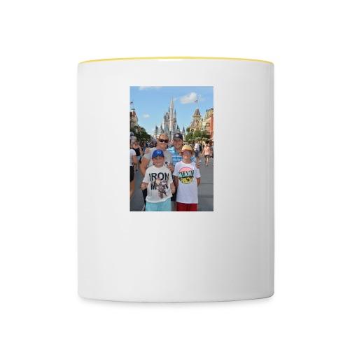 Magic Kingdom - Contrasting Mug