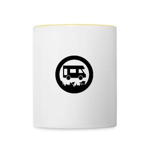 2inEurope | sec - Tasse zweifarbig