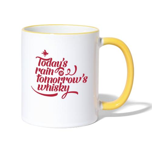 WWD Vert Logo - Contrasting Mug