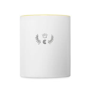 Logo de Crown & Moon - Mug contrasté