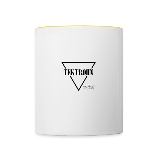 TekTrohn - Tazze bicolor