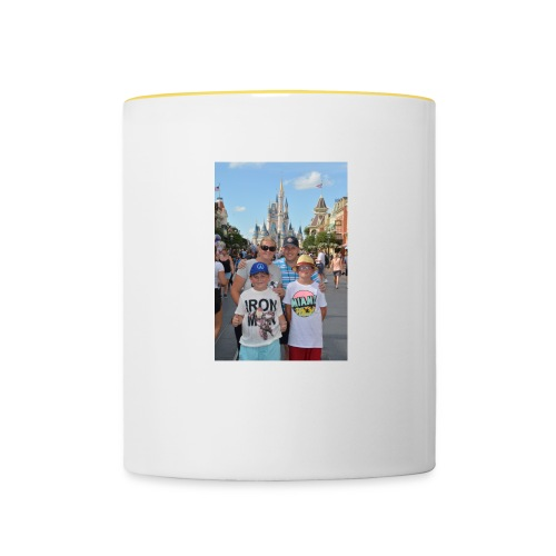Magic Kingdom - Contrasting Mug