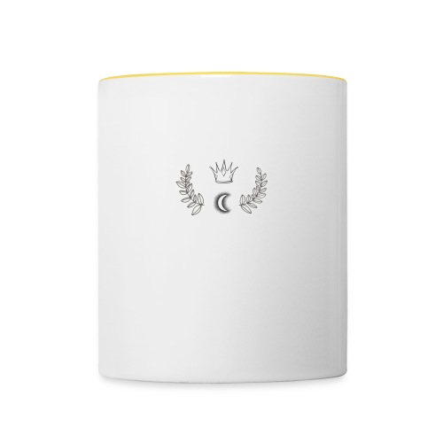 Logo de Crown & Moon - Mug contrasté