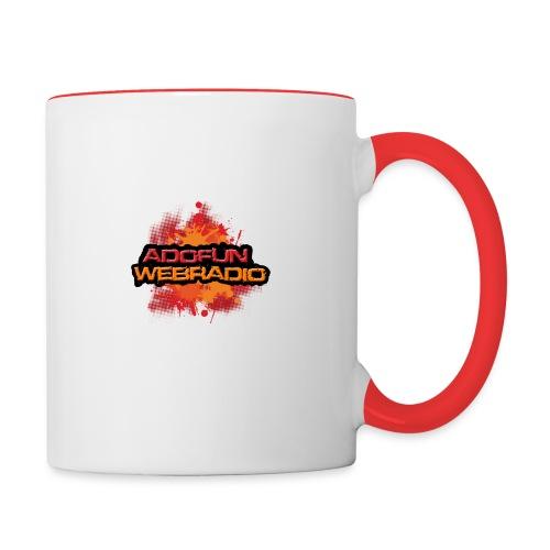 LOGO222 png - Mug contrasté
