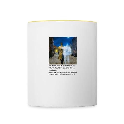Repose en paix - Mug contrasté