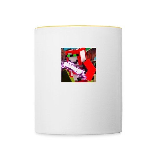 Mystix - Tasse zweifarbig