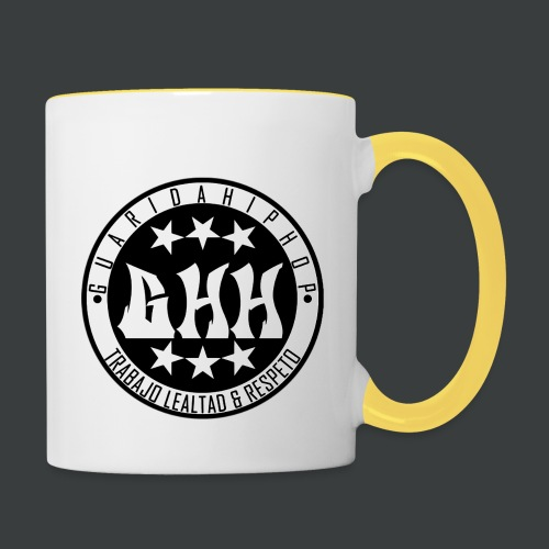 mugs La Guarida Hip Hop - Taza en dos colores