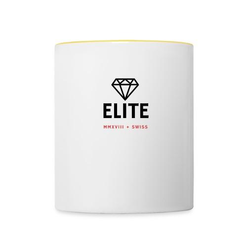 ELITE 2.0 - Tasse zweifarbig
