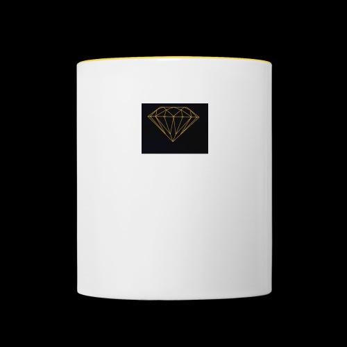 Diamond - Mug contrasté