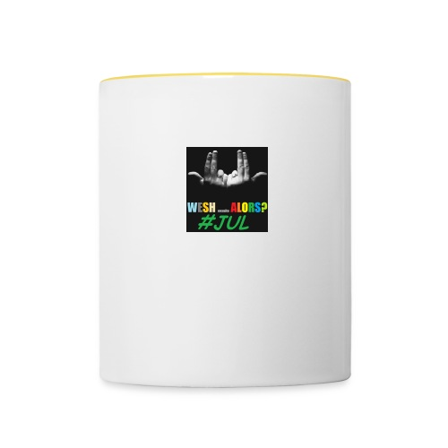 julmaia - Tasse zweifarbig
