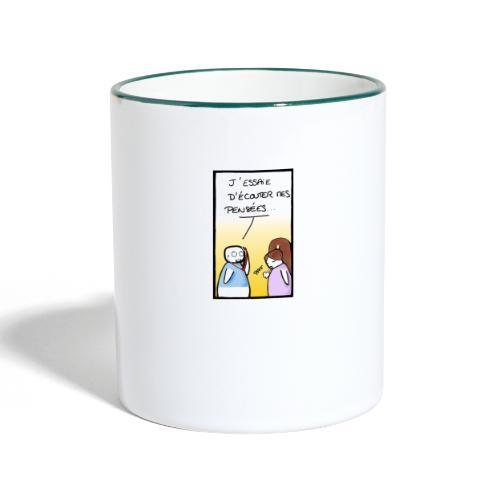 genie - Mug contrasté