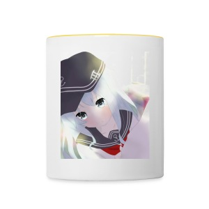 Kantai Collection Hibiki - Tasse bicolore