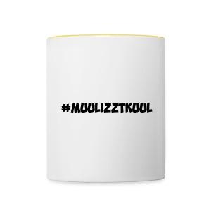 Muulizztkuul - Tasse zweifarbig