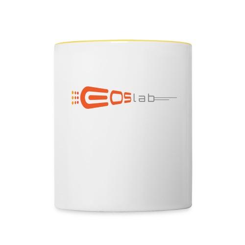 EOS Lab - Taza en dos colores