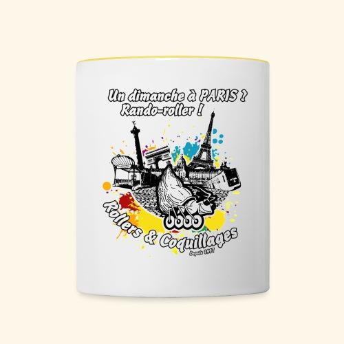 Splash - Mug contrasté