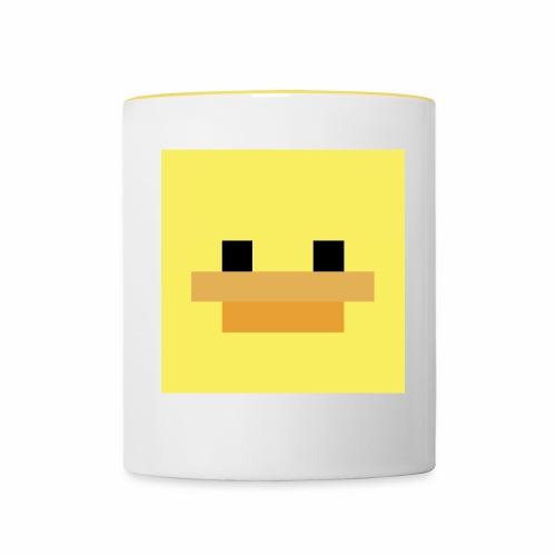 Enten Design - Tasse zweifarbig