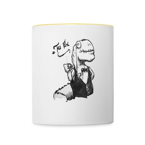 TEA REX - Mug contrasté