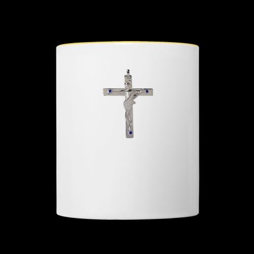 Croix de Johnny - Mug contrasté