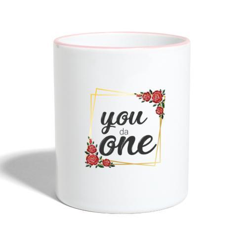 You da One - Tazze bicolor