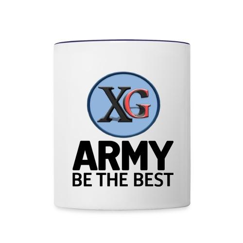 xg t shirt jpg - Contrasting Mug