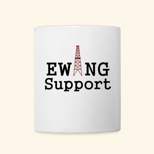 Ewing Support - Contrasting Mug