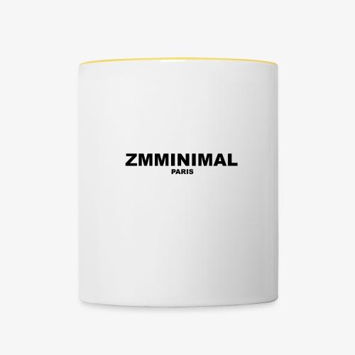 ZMMINIMAL - Mug contrasté
