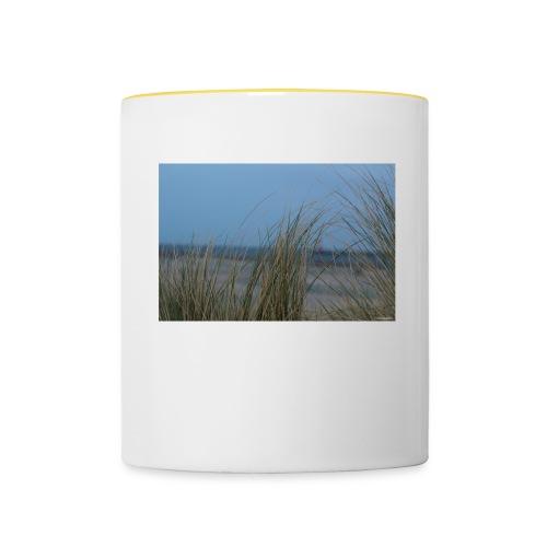 Meeresluft - Tasse zweifarbig