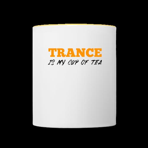 Trance Mug - Contrasting Mug