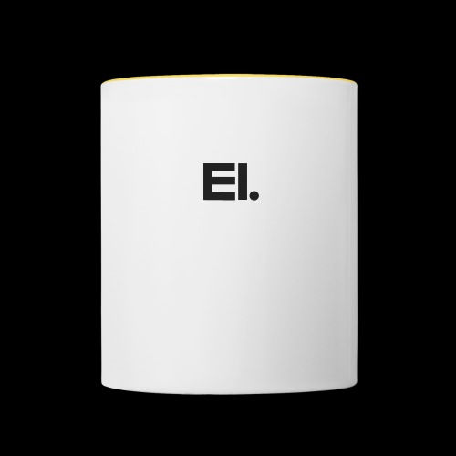 entity logo - Contrasting Mug