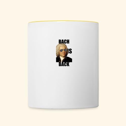 Bach is back - Mug contrasté