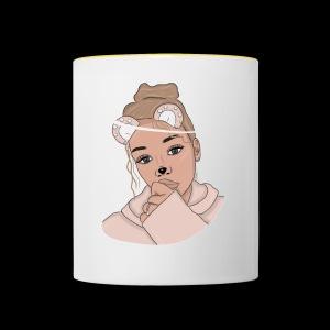 Logo T-Shirt - Contrasting Mug