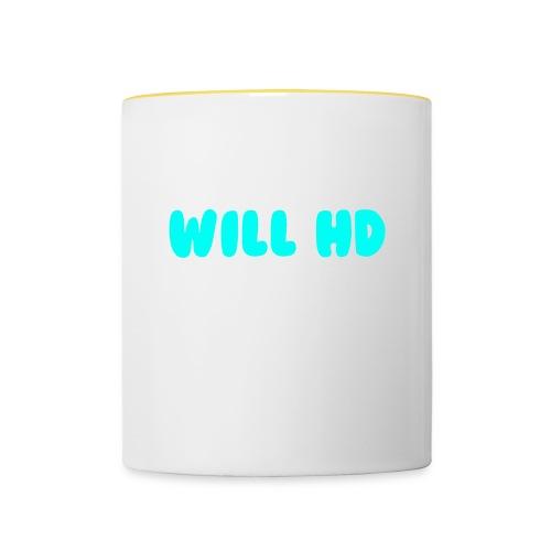 Will HD Merchandise - Contrasting Mug