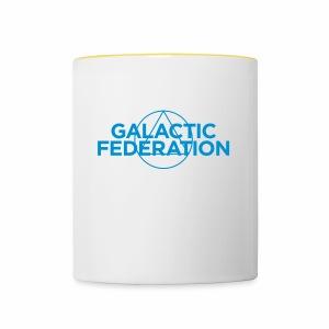Galactic Federation - Contrasting Mug