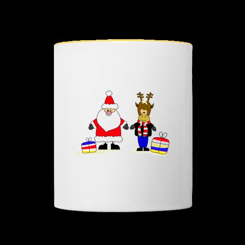 Christmas Collection - Tofarget kopp