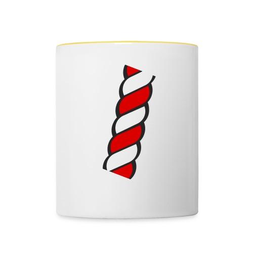 Sail - Tasse zweifarbig
