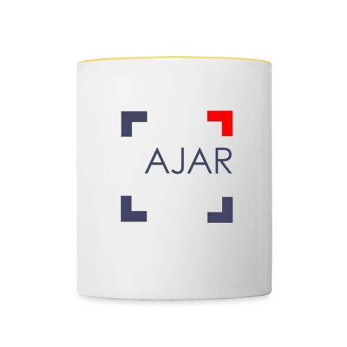 AJAR Logo - Mug contrasté