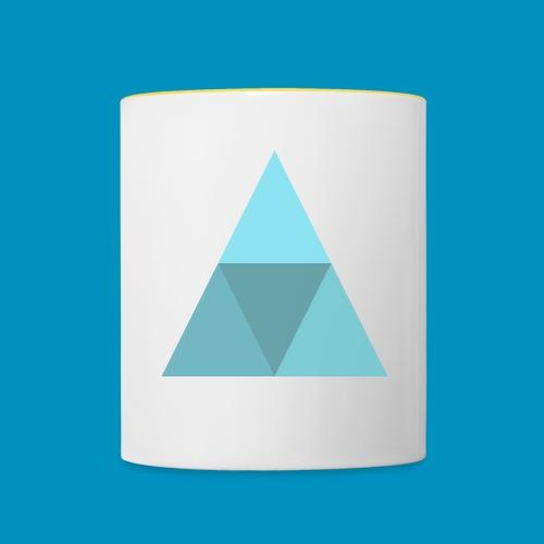 Astromise Logo - Tofarvet krus