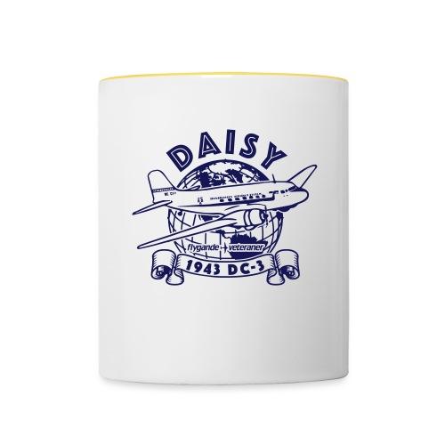 Daisy Globetrotter 1 - Tvåfärgad mugg