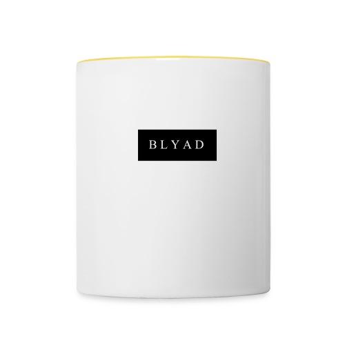 Blyad Black/White - Tasse zweifarbig