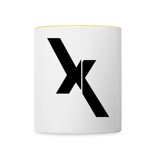 Yand Klaise - Mug contrasté