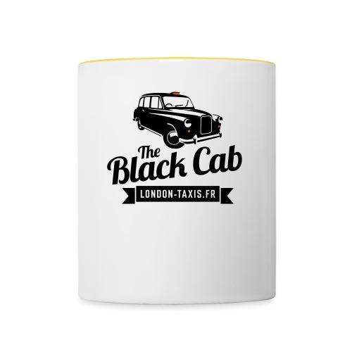 The Black Cab - Mug contrasté