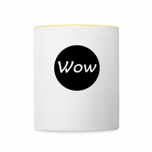 Vswow - Contrasting Mug