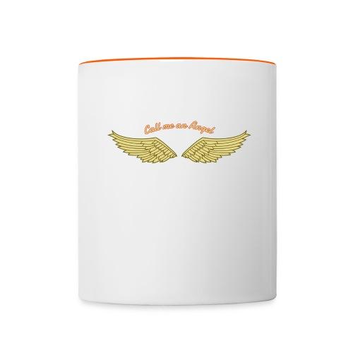 Angel - Tasse zweifarbig