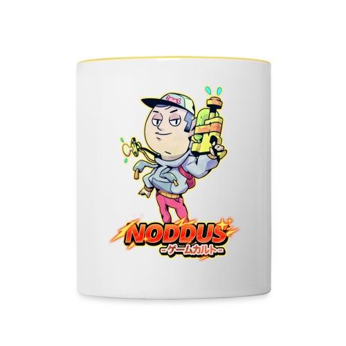Noddus - Mug contrasté