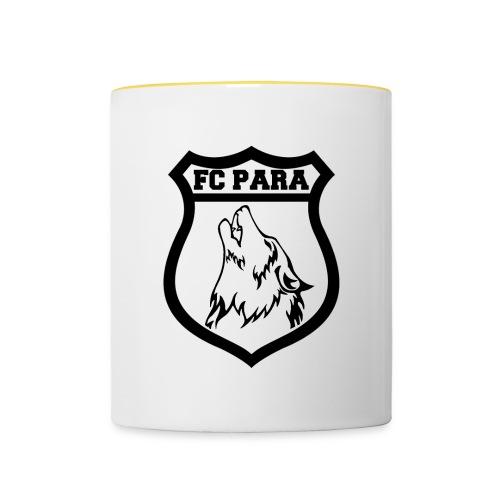 FCPARA - Mok tweekleurig