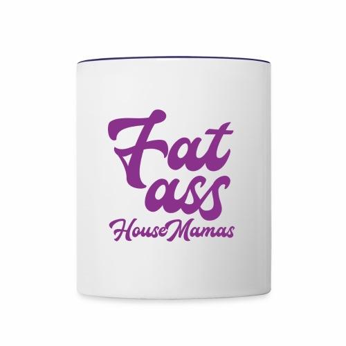 fatasspurple - Kaksivärinen muki