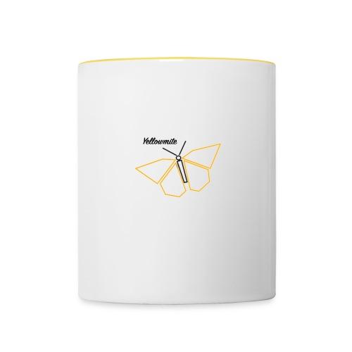 Yellowmite - Mug contrasté