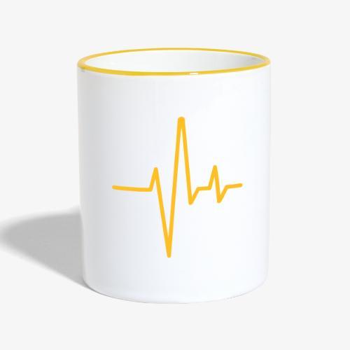 Impuls - Tasse zweifarbig
