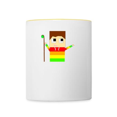 kiwiCup 2 png - Contrasting Mug