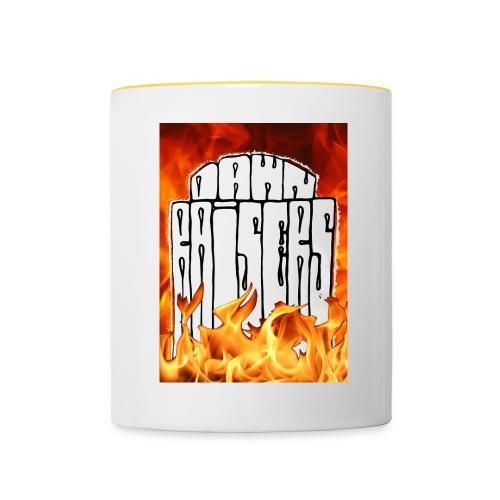 Dawn Raisers - Contrasting Mug